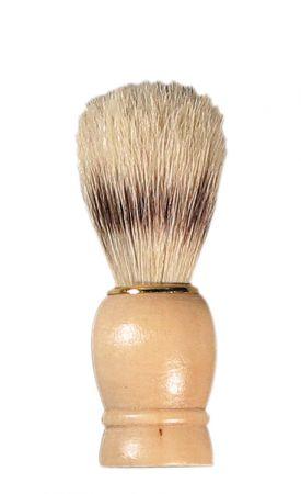 rasierpinsel rasur pinsel mit borste holzgriff holz 10cm x